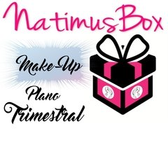 NatimusBOX MAKEUP - Trimestral
