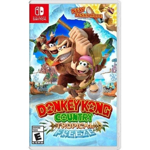 DONKEY KONG COUNTRY - SWITCH