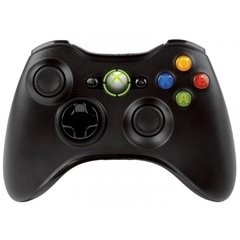 X-BOX 360 - SLIM - 2 CONTROLES (SEMI-NOVO)