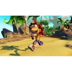 CRASH BANDICOOT N´SANE TRILOGY-GAME PS4