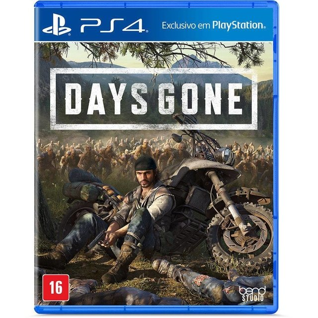 Days Gone Game ps4