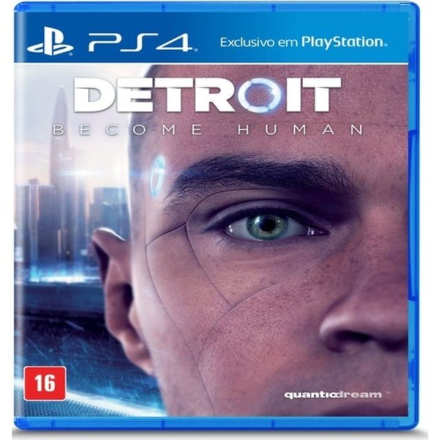 DETROID PS4-GAME PS4