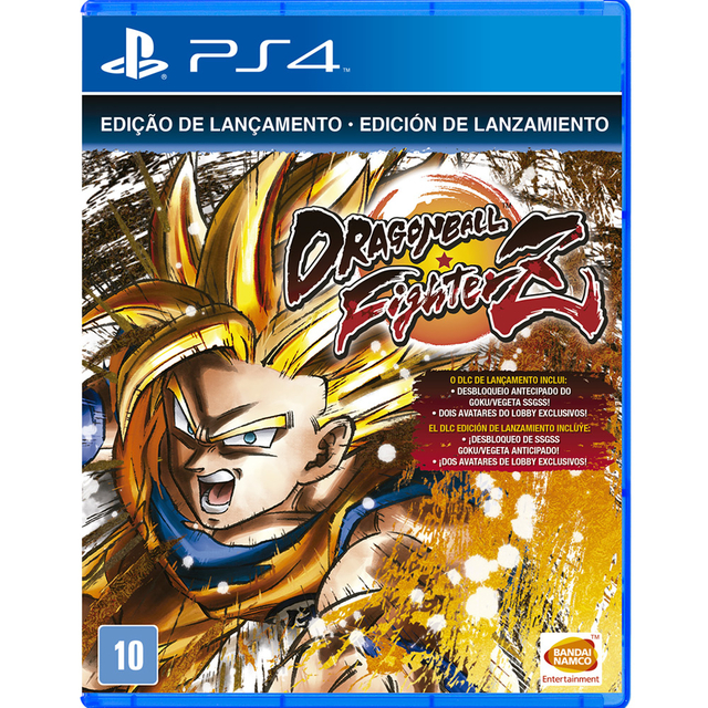 DRAGON BALL FighterZ - GAME PS4