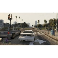 GRAND THEFT AUTO V - GAME X-BOX 360