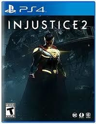 INJUSTICE 2- GAME PS4