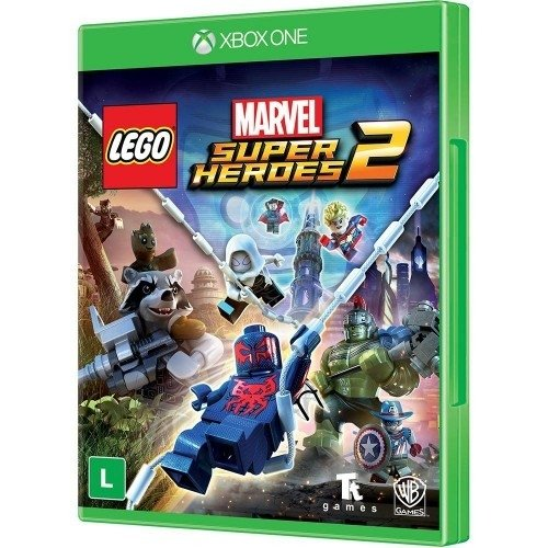 LEGO SUPER HEROES 2 - GAME X-BOX ONE