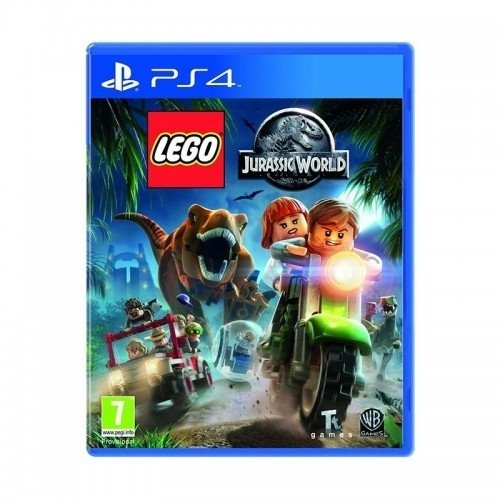 LEGO JURASSIC WORLD-GAME PS4