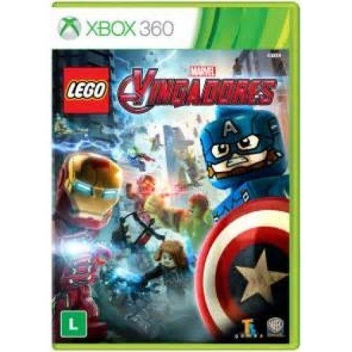 LEGO MARVEL  VINGADORES - GAME X-BOX 360