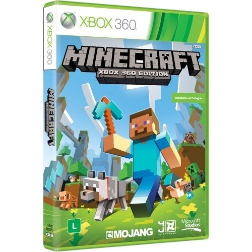 MINECRAFT - GAME X-BOX 360