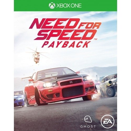 NEED FOR SPEED PAYBACK - GAME X-BOX ONE