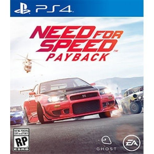 NEED FOR SPEED -  PAYBACK - GAME PS4