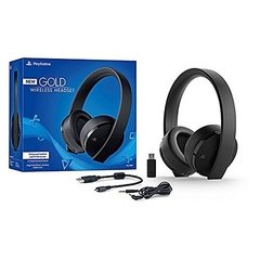 Headset - New Gold Wireless 7.1 - Ps4