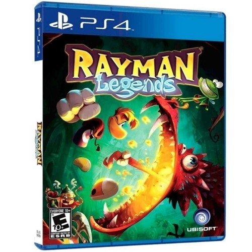 RAYMAN LEGENDS-GAME PS4