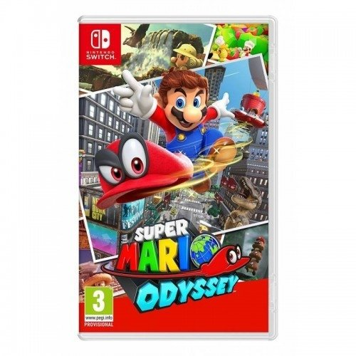 SUPER MARIO ODYSSEY - GAME SWITCH