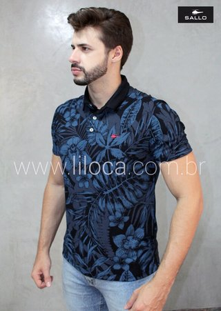 bd57eaa3a8 Roupas Masculinas - Camisas Polo - Gola Redonda Moda Masculina  G ...