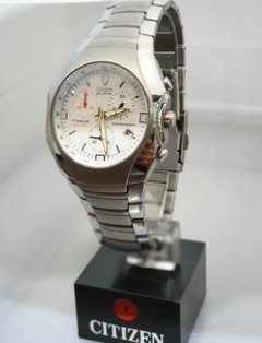 CITIZEN AT024051A ECO DRIVE - TITANIUM- CHRONOGRAPH