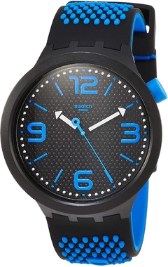 SWATCH BIG BOLD BBBLUE  SO27B101 UNISEX