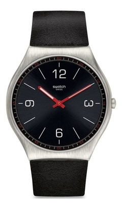 SWATCH HOMBRE SS07S100 SKIN BLACK