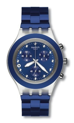 SWATCH NAVY SVCK 4055AG CHRONO. - comprar online