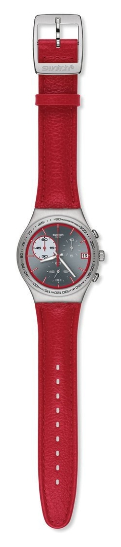 SWATCH  RED WINK YCS558 CHRONO.F - comprar online