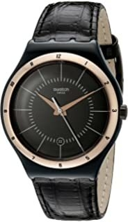 SWATCH  BLACK NACHTIGALL YWC403 UNISEX