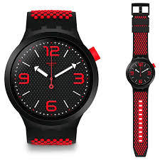 SWATCH BIG BOLD SO27B102 BBBLOOD UNISEX
