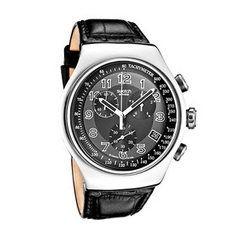 SWATCH IRONY HOMBRE YOS440  YOUR TURN BLAKC CHRONOGRAPH en internet