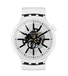 SWATCH SO27E101 BLACKINJELLY - comprar online