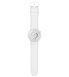 SWATCH SO27E106 WHITEINJELLY