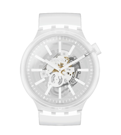 SWATCH SO27E106 WHITEINJELLY - comprar online