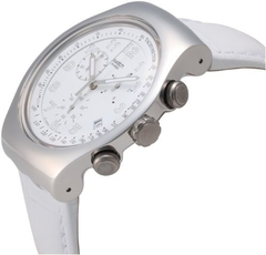 SWATCH  IRONY HOMBRE  YOS439 YOUR TURN WHITE - comprar online