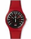 SWATCH HOMBRE RED BRAKE SUOR104