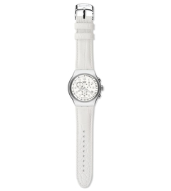 SWATCH  IRONY HOMBRE  YOS439 YOUR TURN WHITE en internet