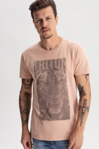 Camiseta Estampada Urban