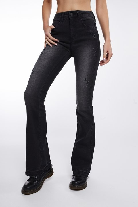 Calca Jeans Bootcut