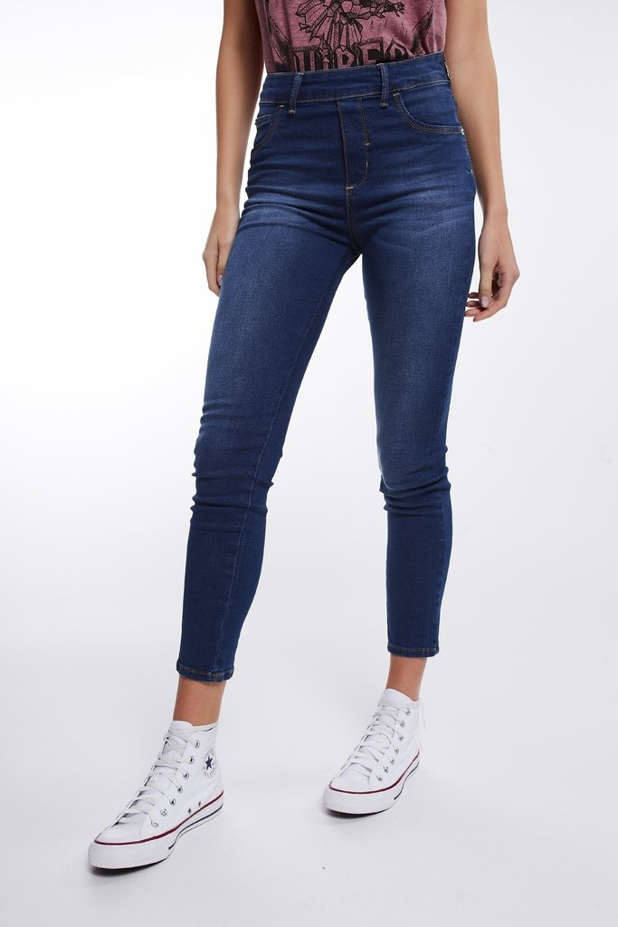 Calça Jeans Michelle High Cigarrete