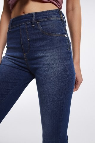 Calça Jeans Michelle High Cigarrete - SHOP TRITON OFICIAL