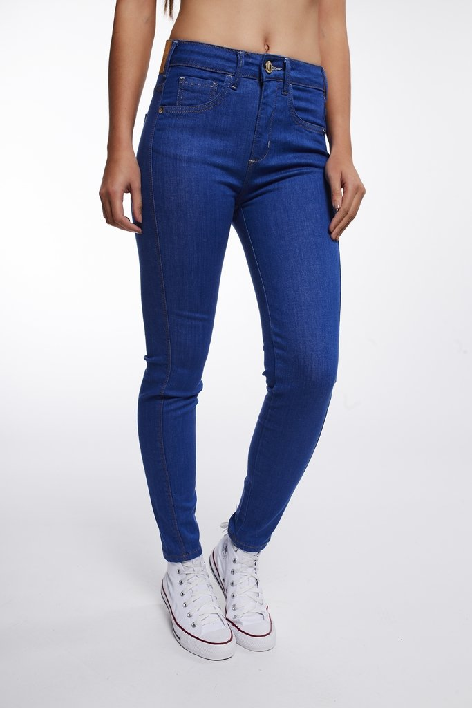 Calca Jeans Special High Cropped