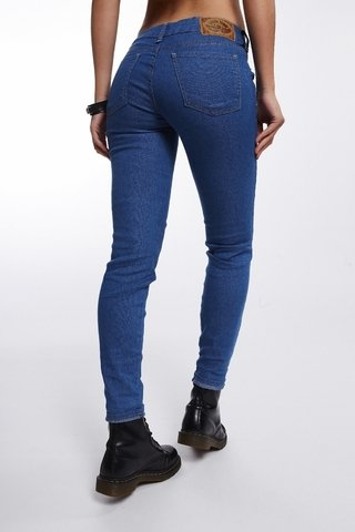 Calca Jeans Riva mid Cropped - comprar online