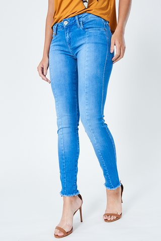 Calça Jeans Riva low Cropped - comprar online