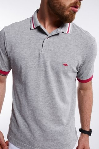 Polo Grey - SHOP TRITON OFICIAL