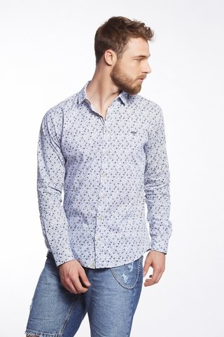 Camisa Estampada Liberty
