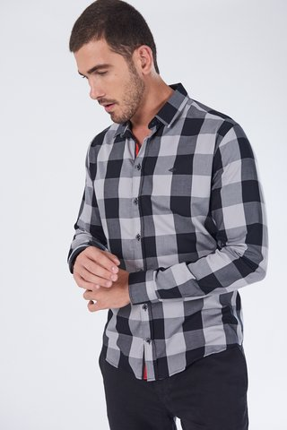Camisa Xadrez Regular
