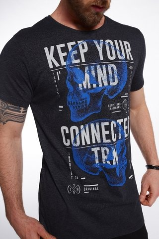 Camiseta Estampada Keep Your Mind - Triton | Estilo e atitude.Desde 1975.