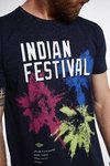 Camiseta Estampada Indian Festival - SHOP TRITON OFICIAL