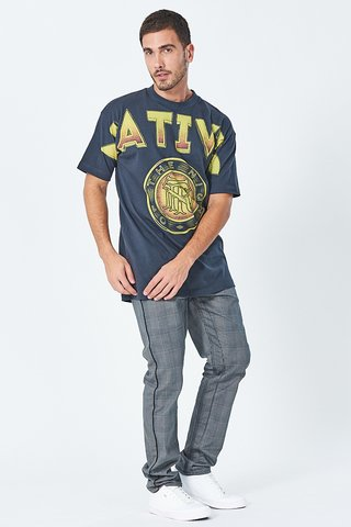 Camiseta Estampa  natives - comprar online