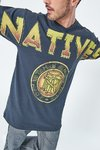 Camiseta Estampa  natives na internet