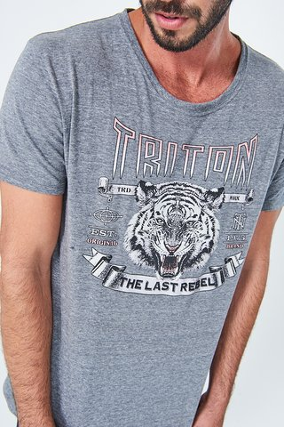 Camiseta Estampa Tigre na internet