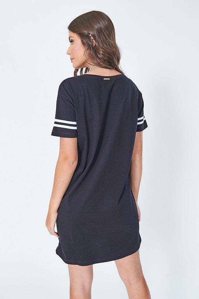 95878c3f4 ... Vestido Curto Sport Jersey - Triton | Estilo e atitude.Desde 1975.