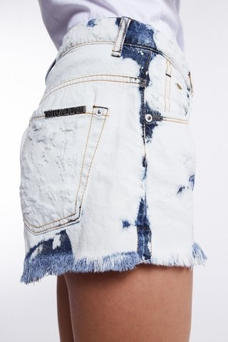 Short Jeans Thais Destroyed - SHOP TRITON OFICIAL
